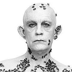 John Malkovich poses in Sandro Miller's re-creations of iconic photographs