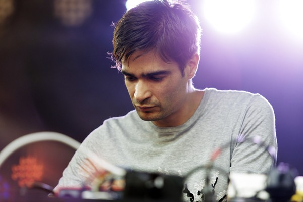 Jon Hopkins - ANTHONY SOAVE