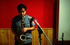 Saxophonist and Morton Grove native Jon Irabagon heats up