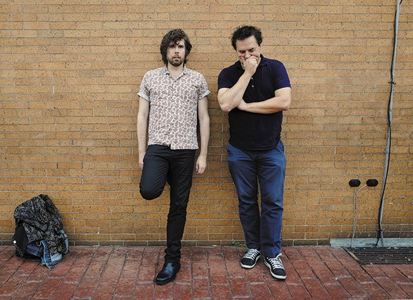Jon Wurster and Tom Scharpling have known each other for almost 23 years.
