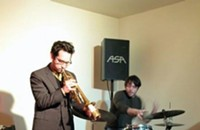 Josh Berman steps out