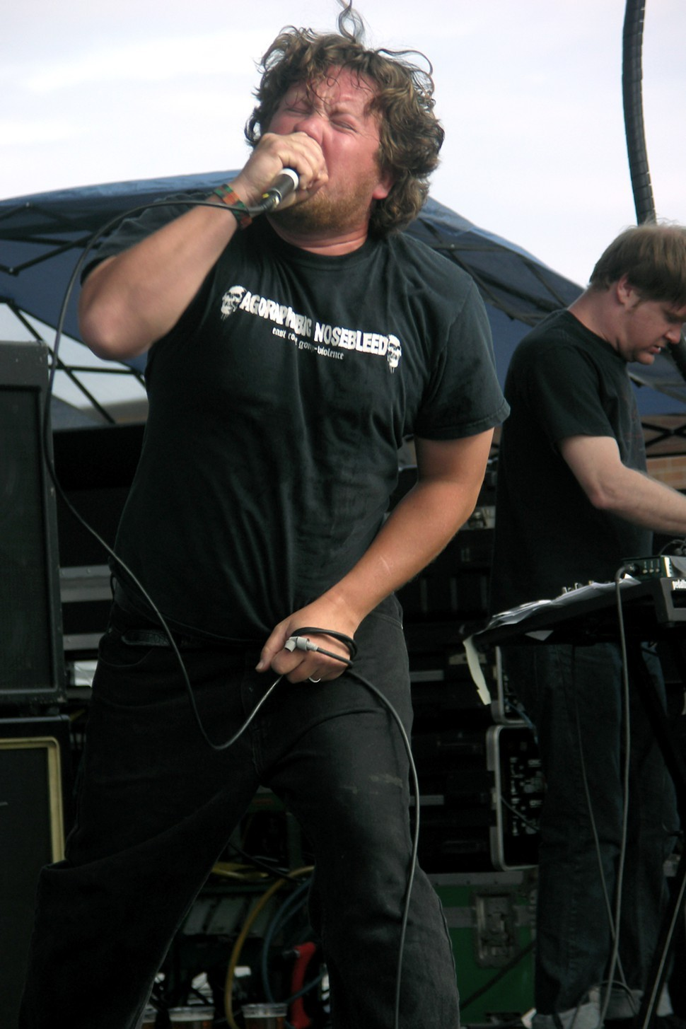 J.R. Hayes of Pig Destroyer