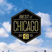 Vote in Best of Chicago 2012, now with cameras!