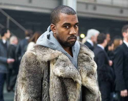 Kanye West will return to Bonnaroo. Whether or not he will be wearing this coat is unclear.