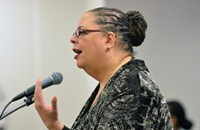 Karen Lewis at the Hideout!