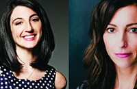 Holly Laurent and Katie Rich on being funny <i>people</i>