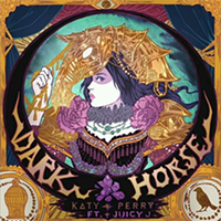 "Katy Perry's ""Dark Horse"" lives up to its name"