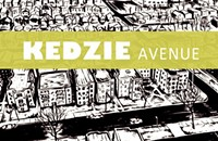 Kedzie Avenue gets the Illustrated Press treatment
