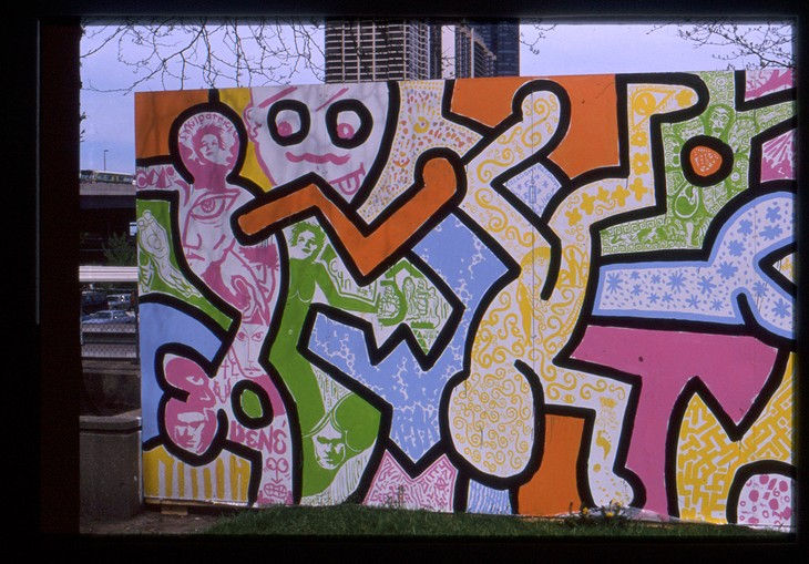 Keith Haring at the Pinnacle