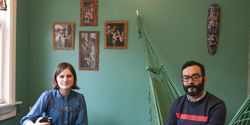 Latin American Design Aesthetics in Humboldt Park Kelly Parsell and Luan Barros Andrea Bauer