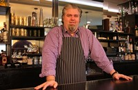 Chef Kevin Hickey on making haute bar food at the Duck Inn