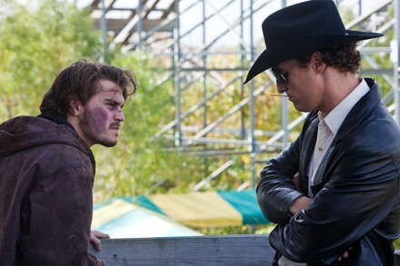 Killer Joe: pitch-black, violent psychosexuality; or vintage Friedkin