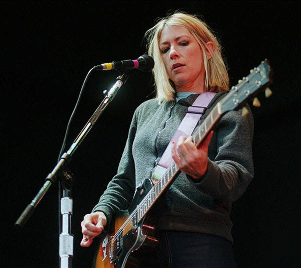 Kim Gordon - JOE MAHONEY/AP