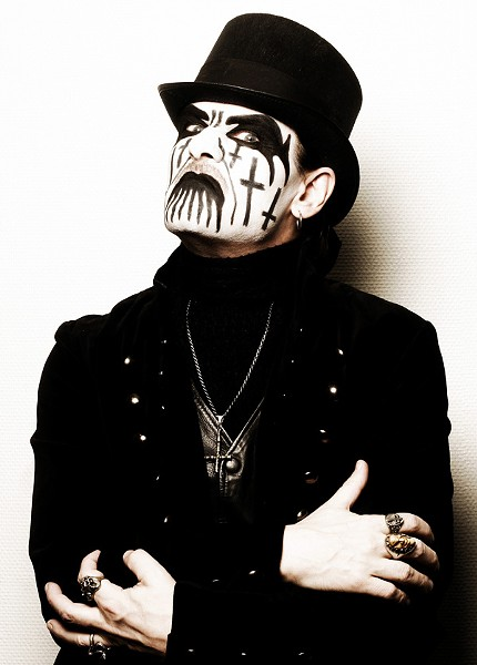 King Diamond - MICHAEL JOHANSSON