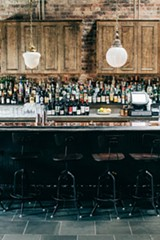 Kinmont offers a roundup of classic cocktails and a few originals. - JEFFREY MARINI