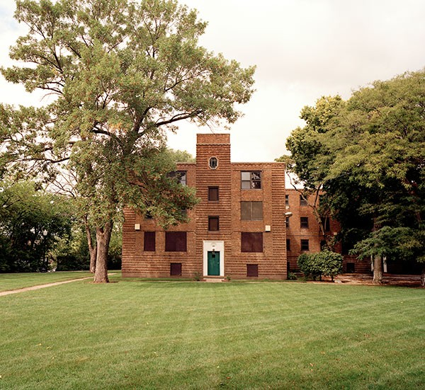 Lathrop Homes, one of the country's first public housing developments and the second in Chicago, was entered into the National Register of Historic Places in 2012.