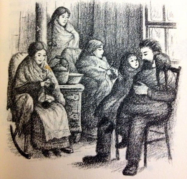Laura Ingalls Wilder Knew About Long Winters Bleader