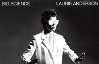 Laurie Anderson's art-pop breakthrough