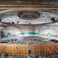The trespasses of Chicago's urban explorers Lawndale Theater, Chicago Eric Holubow