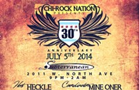 Learn something at Chi-Rock Nation's benefit for a back-to-school event