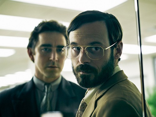 Lee Pace and Scoot McNairy on Halt and Catch Fire