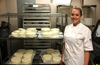 Illinois's first in-restaurant cheese-making operation has 'kind of taken off'