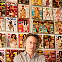 "The People Issue, 2011 Leopold ""Lee"" Froehlich is managing editor of Playboy. ""Print isn't going to die; it's going to change. Railroads aren't dead and radio's not dead—they just changed."" Saverio Truglia"
