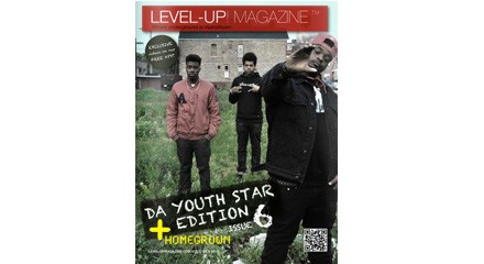 Level-Up Magazine
