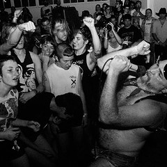 Limp Wrist stole the show at Fed Up Fest.
