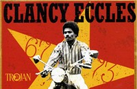 Listen to the catchy, pioneering reggae of Clancy Eccles