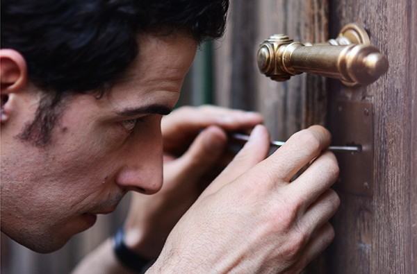 Lock Charmer screens Mon 4/20 and Wed 4/22, 9:15 PM.