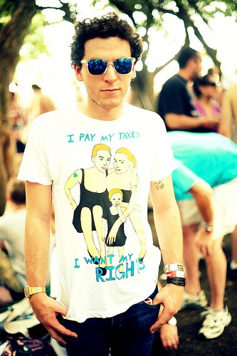 Lollapalooza, Marc by marc jacobs