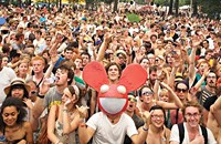 Lollapalooza: The View From the Ground