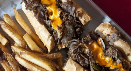 Look out, Italian beef
