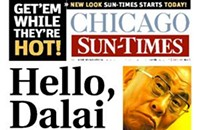 Looking at the Sun-Times's new look