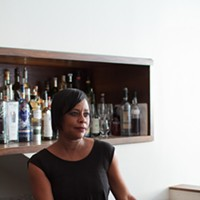 "The People Issue, 2011 Lynn House is chief mixologist at Blackbird and coproprietor of the website. ""All of a sudden the world of the bar had expanded from Long Island iced teas and gin and tonics."" Saverio Truglia"