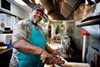 Mack Sevier of Uncle John's Barbecue