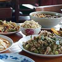 Make the drive to Chicagoland's only Lao restaurant