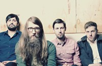 Best shows to see: Maps & Atlases, Tori Amos, Billy Martin's Wicked Knee