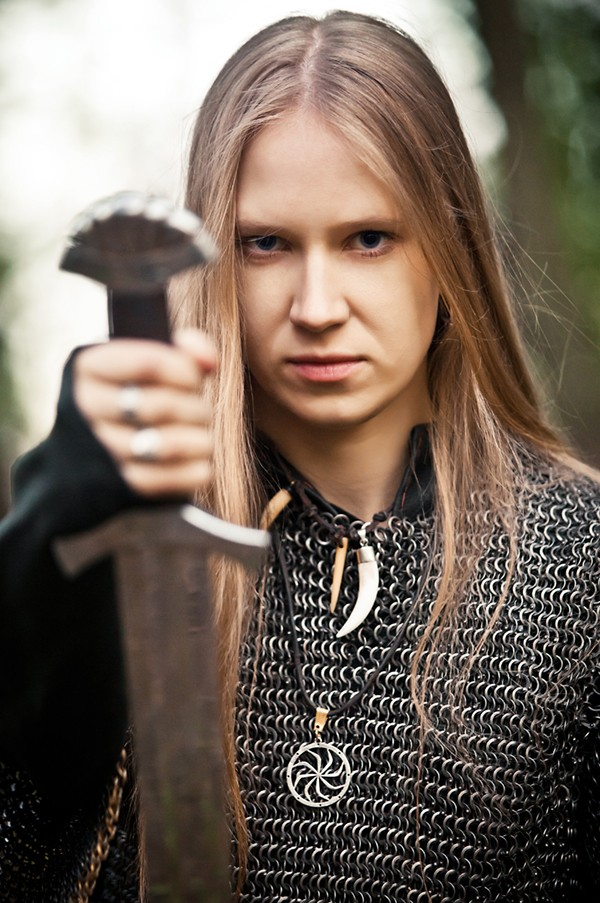 Maria Arkhipova of Arkona - NAPALM RECORDS