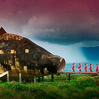 Mass murderers embrace movie magic in <i>The Act of Killing </i>