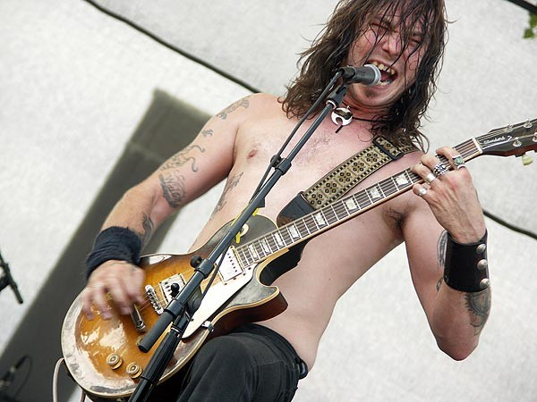 Matt Pike of High on Fire