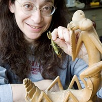 May Berenbaum and the case for tolerating bugs (even the annoying ones)