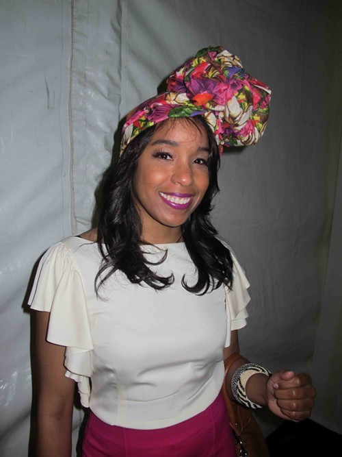 The MCB Project's Maya-Camille Broussard