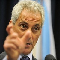 The latest big thing from Mayor Rahm: Janitors without mops!