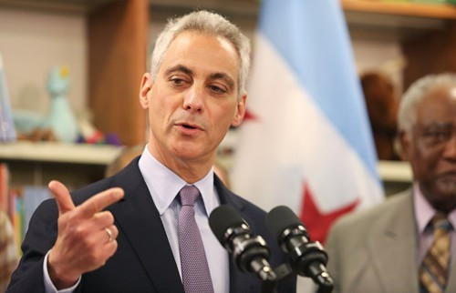 Mayor Emanuel announces plans for Obama College Prep. The mayors office has declined to answer questions about the selection of the Near North Side as the site for the school.