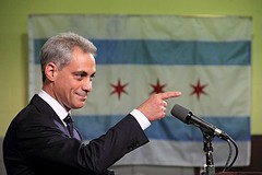 Mayor Emanuel says he wants to help visitors understand Chicago.