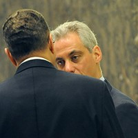 Mayor Emanuel sends the marines into Ames Middle School