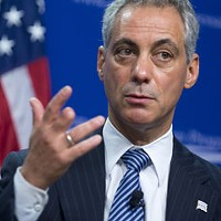 Mayor Emanuel swears he's not interested in running for president