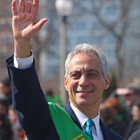Emanuel and Garcia trade tall tales as the mayoral runoff heads to its first debate